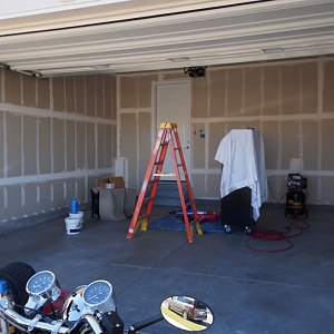 Garage Before Shot