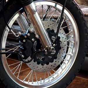 cNw front brake on standard forks