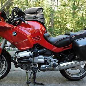 1999 BMW R1100 RS