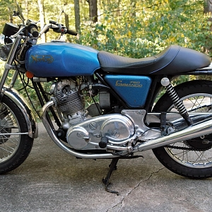 1973 Norton MkV 750